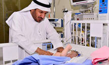 Dr. Al Rabeeah: Iraqi Twins' Health Condition Is Stable, Vital Functions Works Naturally