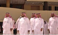 Minister of Health Inspects Work Progress at Eastern Riyadh New Hospital