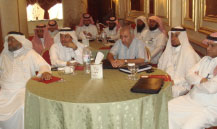 Dr. Al-Monaif Opens a Training Course on Health Education Skills of Anti-Smoking