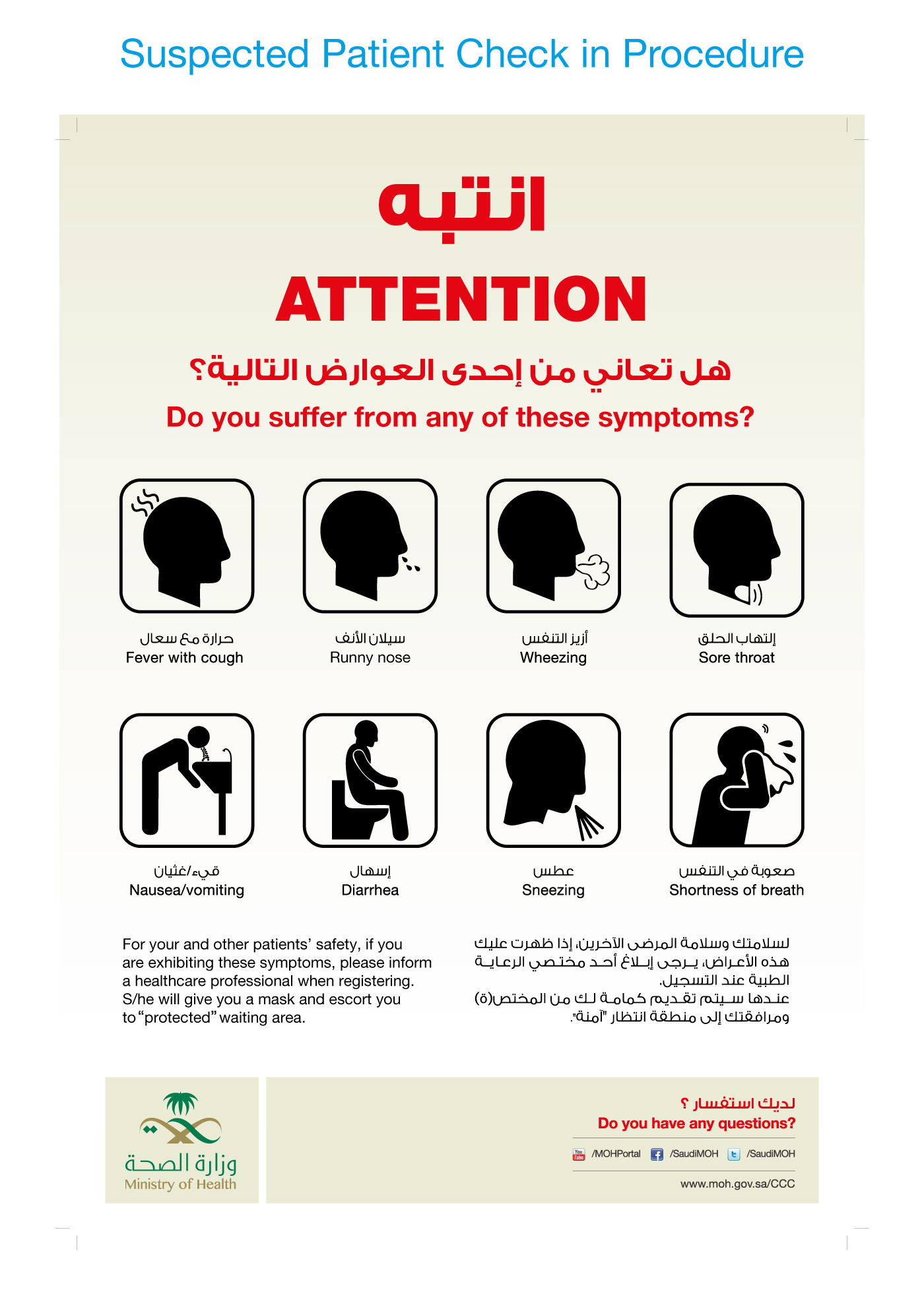 CCC - Health Staff Posters
