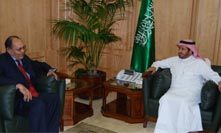 Minister of Health Hosts the Mauritanian Ambassador